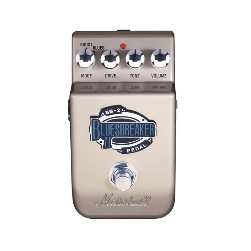 Pedal de Guitarra Marshall BluesBreaker BB-2 Blues/Boost