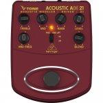 Compare Pedal Behringer para Violão ADI21 V-Tone Acoustic