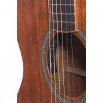 Violão Elétrico Orchestra Crafter MIND PRESTIGE B Natural Cordas de Aço Acompanha Bag Luxo