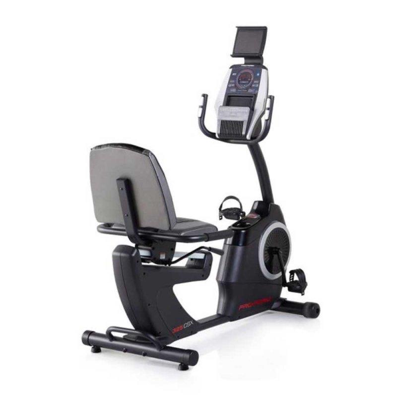 Bicicleta Ergométrica Horizontal ProForm 325 CSX 24 Programas até