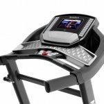 Esteira NordicTrack CT 7i Pro IFTI Tela Smart HD de 7 até 16km/h Até 140kg 110V Preto