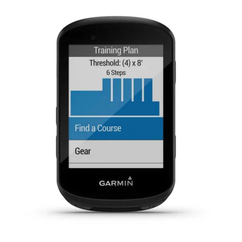Ciclocomputador Edge 530 Garmin GPS com Mapeamento de Informações Preto