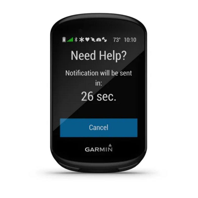 Ciclocomputador Edge 830 Garmin GPS TouchScreen com Mapeamento de Informações
