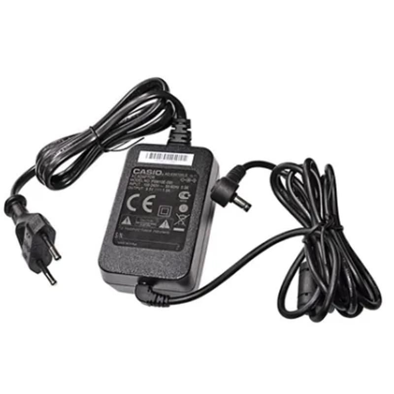 Adaptador/ Fonte para Teclado AD-E95100L 9,5V 1A Bivolt Casio