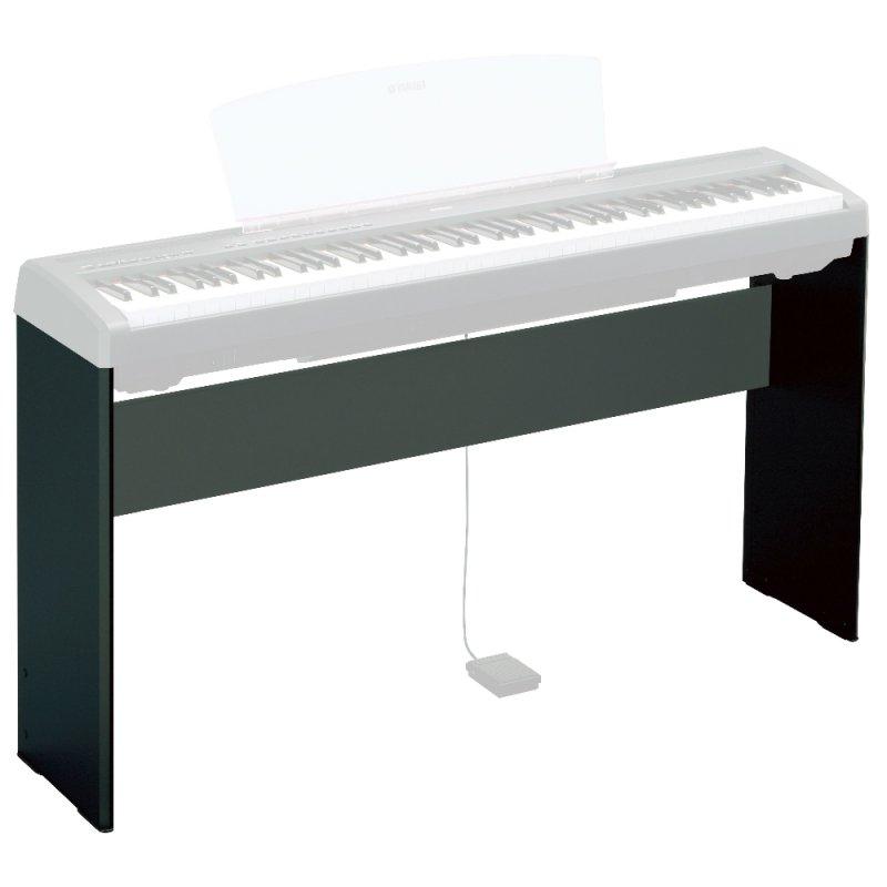 Estante para Pianos Digitais P-45 e P-115 Yamaha L-85 Preta