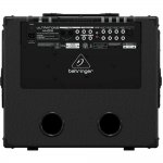 Amplificador Para Teclados Behringer Kxd15 Bi-Amplificado 700W 110v