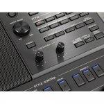Teclado Arranjador Yamaha PSR-SX900 61 Teclas Sensitivas 1337 Sons 525 Estilos 4GB Memória Joystick