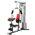 Estação de Musculação Weider Pro 6900 até 150 kg e Fita de Suspensão Proform Azul Até 120Kg