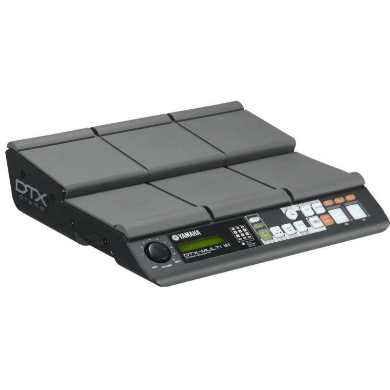 Bateria Eletrônica Yamaha DTX Multi Pad Compacta com 12 Pads 1200 Sons