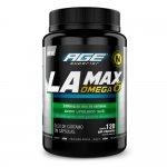 La Max Omega 6 Age Superior - 120 Gel-cápsulas