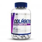 Colágeno Hidrolisado Nutrilatina PowerFit - 60 Cápsulas