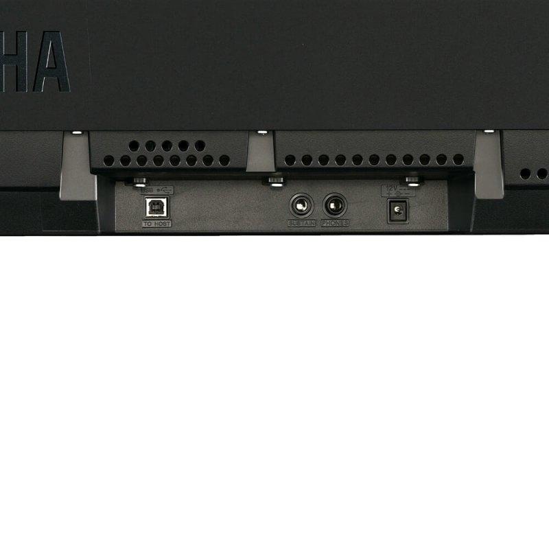Piano digital yamaha p 45b compacto com 88 teclas 10 sons for Yamaha p 45b