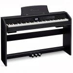 Piano Digital Casio Privia PX-780BK Com 88 Teclas 250 Timbres e 180 Ritmos