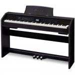 Piano Digital Casio Privia PX-780 Com 88 Teclas 250 Timbres e 180 Ritmos
