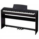 Piano Digital Casio Privia PX770BK com 88 Teclas Bivolt Preto