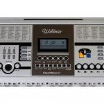 Teclado Waldman ExpertKeys Profissional Com 61 Teclas 100 ritmos