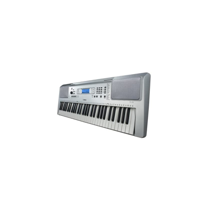 Teclado musical eletrônico Yamaha YPT-370 com 61 teclas sons e ritmos de acompanhamento musical dive