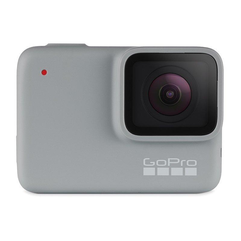 Câmera Digital GoPro Hero 7 White 10MP Vídeo Full HD Wi-Fi Bluetooth à Prova D`Água