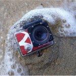 Câmera de Ação Xtrax Smart2 4K com Controle Remoto