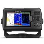 GPS Sonar Striker 5CV Plus Garmin com Tela de 5