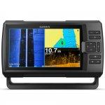 GPS Sonar Striker 9SV Plus Garmin com Tela de 9