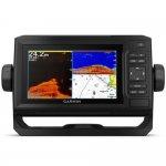 GPS Echomap Plus Garmin Tela de 6