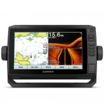GPS Echomap Plus Garmin Tela de 9