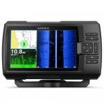 GPS Sonar Striker 7SV Plus Garmin com Tela de 7