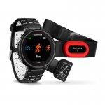 Relógio com Monitor Cardíaco Garmin Forerunner 630 Preto com Bluetooth Touch Screen e GPS
