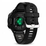 Relógio Esportivo Garmin Forerunner 735XT Preto e Cinza com GPS e Monitor Cardíaco