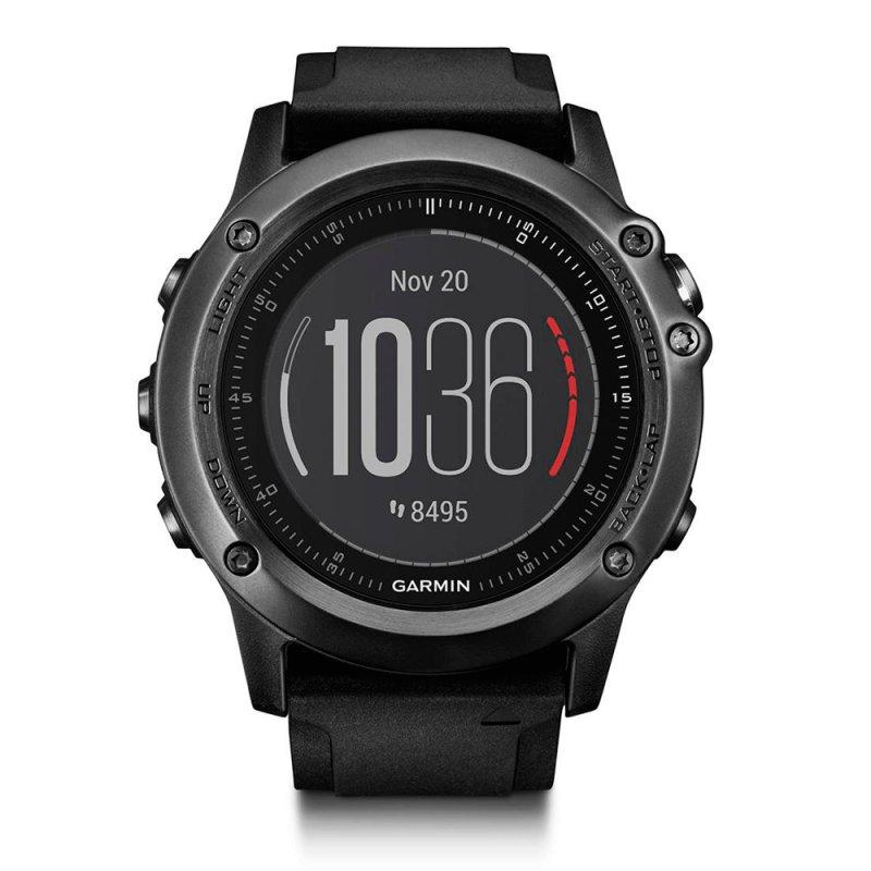 039fb338829 Relógio Esportivo Garmin Fenix 3 HR Safira - Compre Online