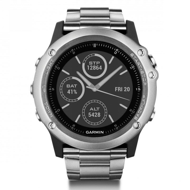 3dc4fb92f08 Relógio Esportivo Garmin Fenix 3 Safira - Compre Online