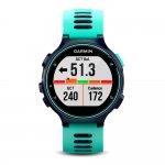 Relógio Esportivo Garmin Forerunner 735XT Azul e Azul Marinho com GPS e Monitor Cardíaco