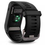 Relógio com GPS Garmin VívoActive HR Regular Preto com Monitor Cardíaco e Atividades