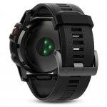 Relógio Multiesportivo Garmin Fenix 5X Sapphire Cinza com Monitor Cardíaco no Pulso