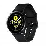 Smartwatch Samsung Galaxy Watch Active Preto com Monitoramento Cardíaco Bluetooth