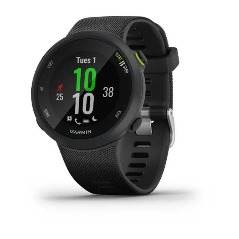 Relógio Esportivo Garmin Forerunner 45 Preto com GPS e Monitor Cardíaco