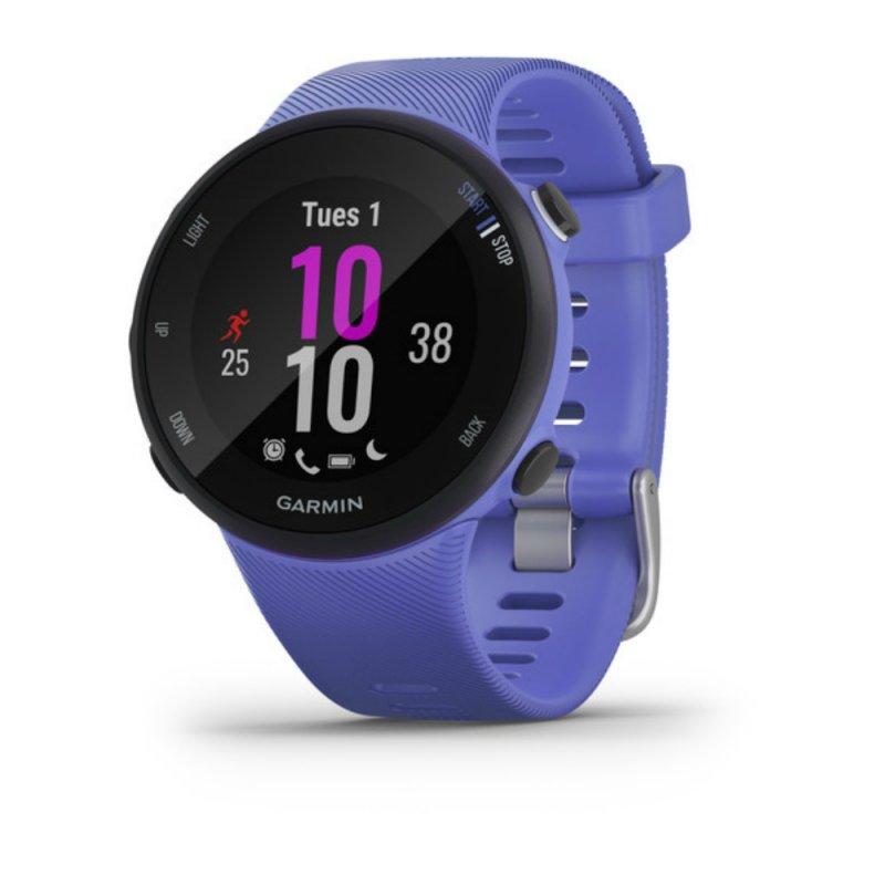 Relógio Esportivo Garmin Forerunner 45s Iris com GPS e Monitor Cardíaco