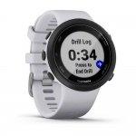 Relógio Multiesportivo Garmin Swim 2 Branco Com Monitor Cardíaco e GPS