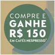 Máquina de Café Nespresso Inissia Preta com Desligamento Automático 127V