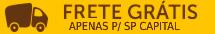 Frete Grátis - SP e RJ - Fitness 09/05/2021