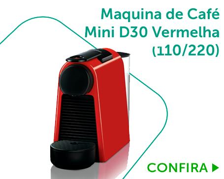 Maquina de Café Mini D30_BL1