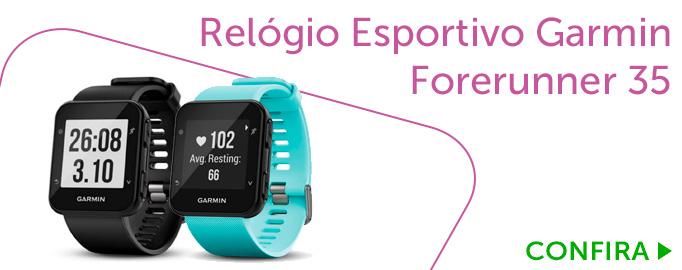 Relógio Esportivo Garmin Forerunner 35_BL2
