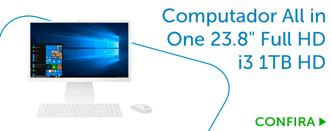Computador All in One 23.8