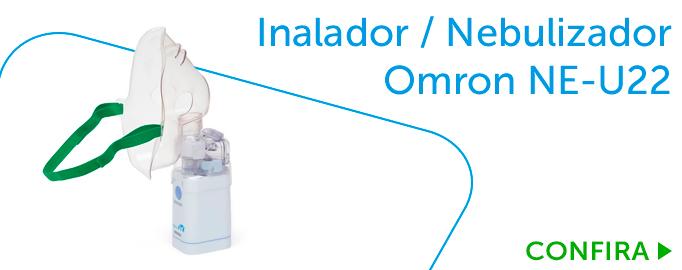 Inalador / Nebulizador Omron NE-U22_BL3