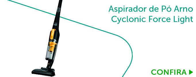 Aspirador Cyclonic Force