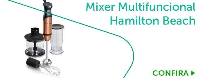 Mixer Multifuncional Hamilton Beach Cobre