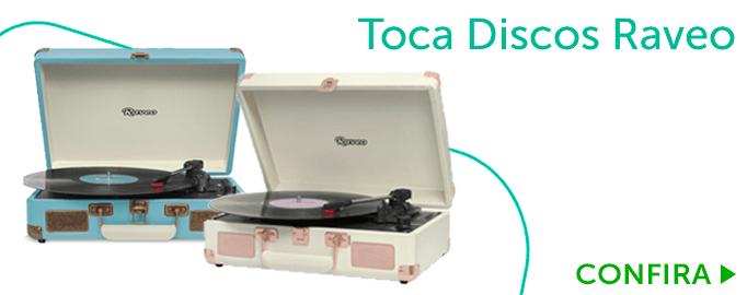 Toca Discos Raveo