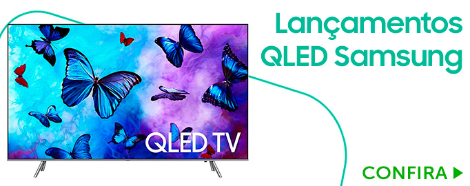 Lançamento Samsung QLED
