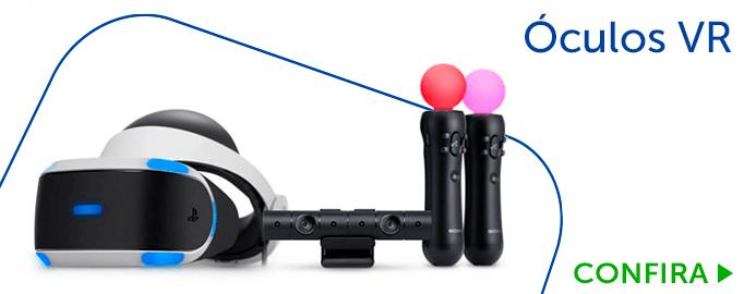 Óculos VR PS4